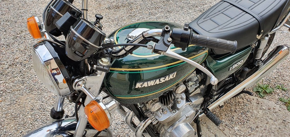 1974 Kawasaki Z1 900 For Sale (picture 2 of 6)
