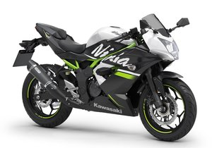 New 2020 Kawasaki Ninja 125 ABS Performance White**IN STOCK* For Sale