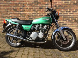 1977 Kawasaki Z650 Comprehensively rebuilt/refurbished