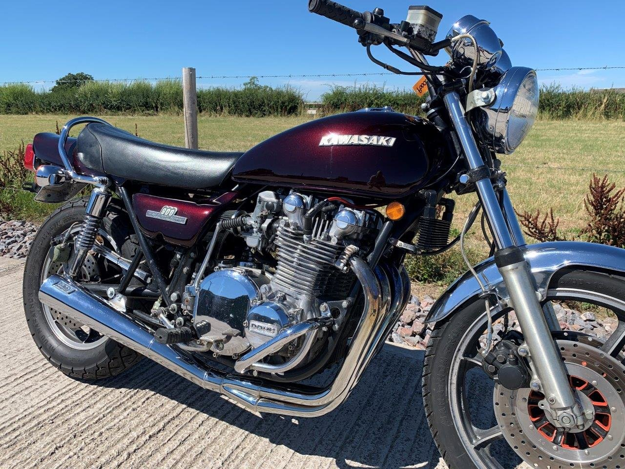 1978 Kawasaki Z1000 For Sale (picture 1 of 6)