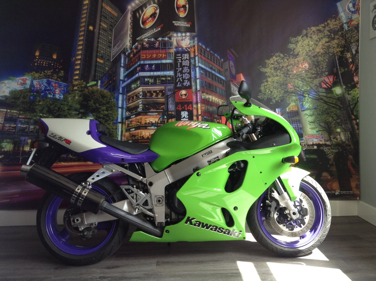 1998 Kawasaki ZX7-RR Limited Edition Homologation Special For Sale (picture 1 of 6)