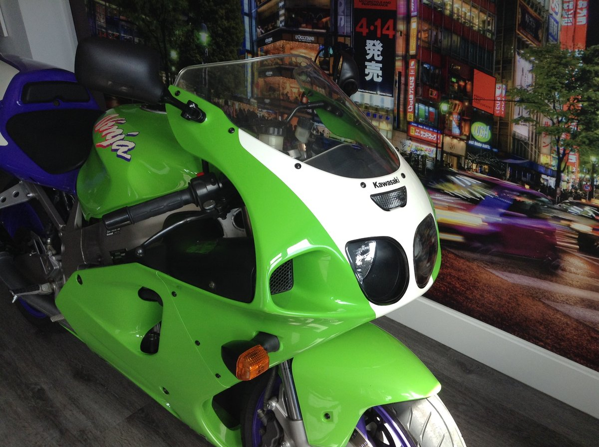 1998 Kawasaki ZX7-RR Limited Edition Homologation Special For Sale (picture 6 of 6)