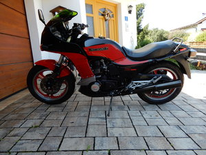 1984 Kawasaki Z750 Turbo GPZ750 excellent daily driver 35.295 mil For Sale