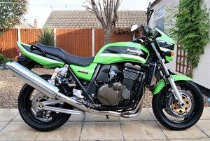 Kawasaki ZRX1200R A6F