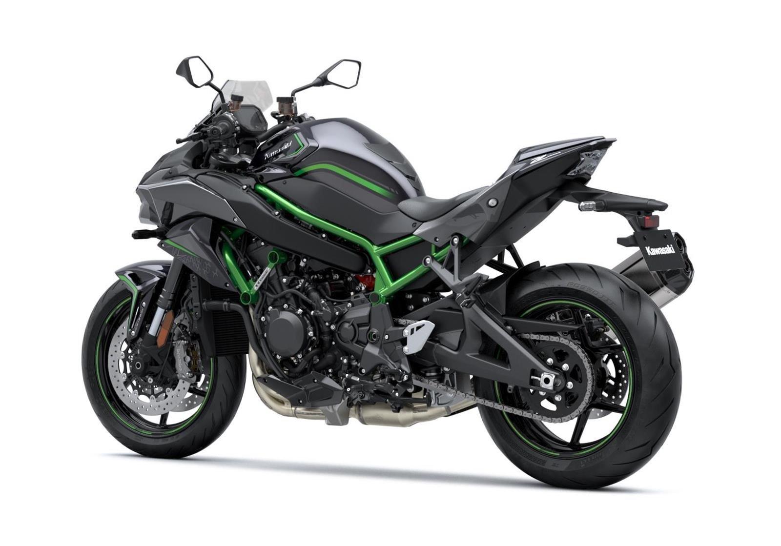 New 2020 Kawasaki Z-H2 (Green) Performance**SAVE £800