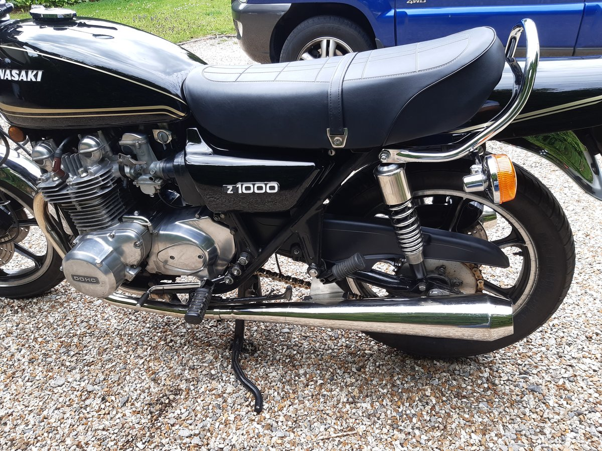 1978 Kawasaki z1000   For Sale (picture 2 of 6)