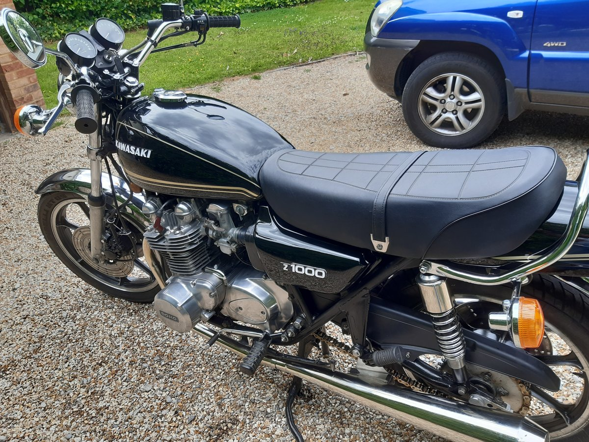 1978 Kawasaki z1000   For Sale (picture 5 of 6)
