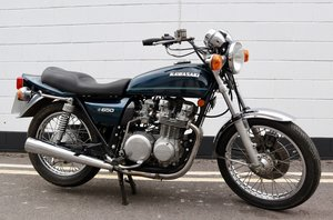 1976 Kawasaki Z650 - Very Original - Rare Early First Year M