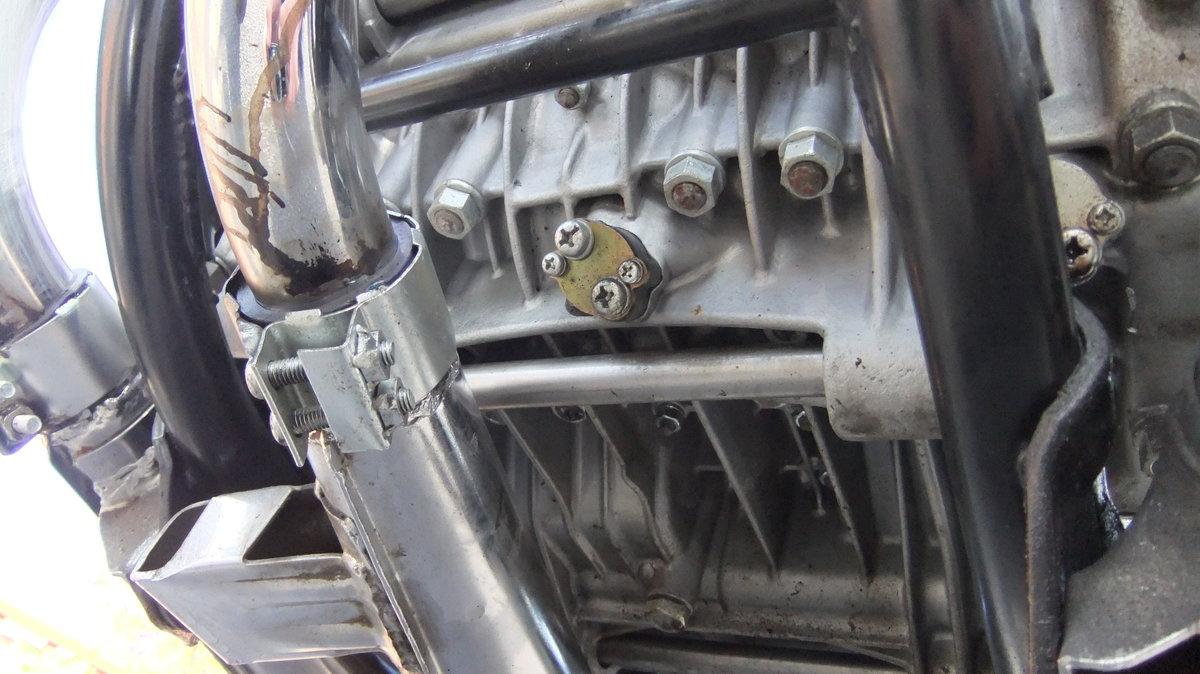 Kawasaki H2B 750 triple 1974 SOLD (picture 5 of 6)