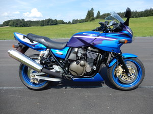 2002 Kawasaki ZRX1200 S in extraordinary good state For Sale