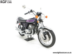 1975 A 'King of the Streets' Kawasaki 750 Mach IV H2 SOLD