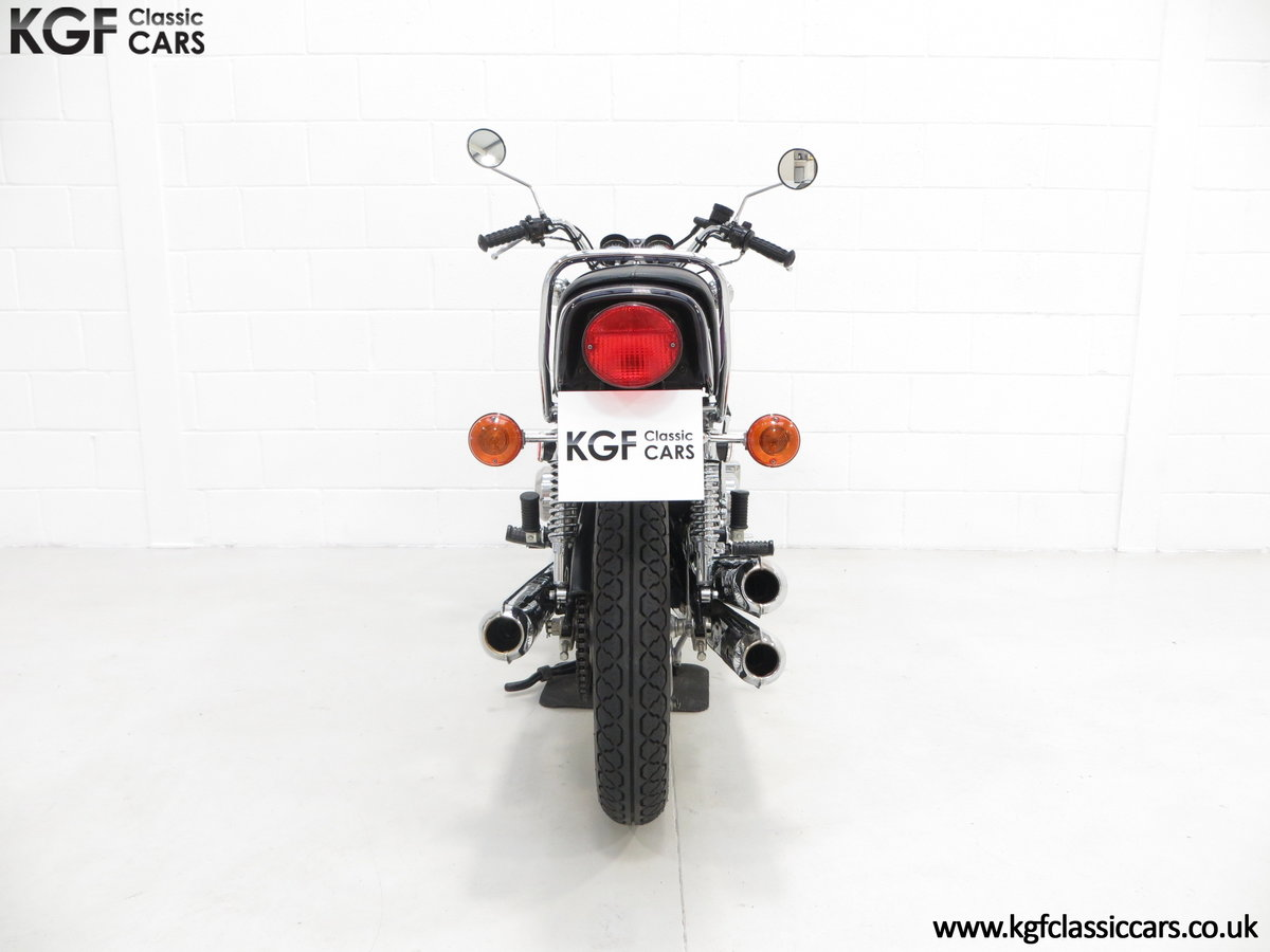 1975 A 'King of the Streets' Kawasaki 750 Mach IV H2 SOLD (picture 10 of 24)