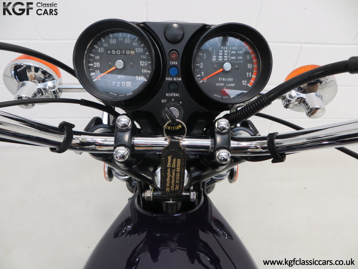 1975 A 'King of the Streets' Kawasaki 750 Mach IV H2 SOLD (picture 20 of 24)
