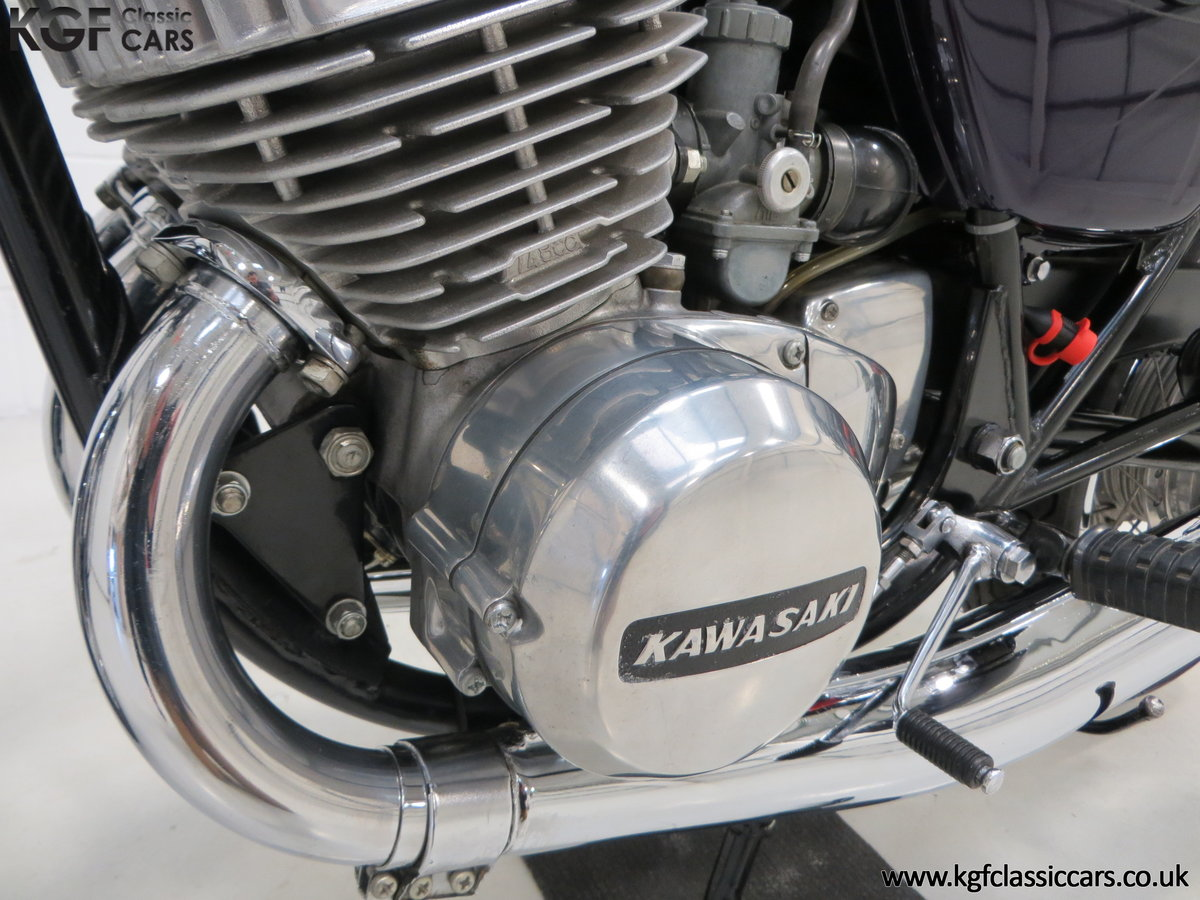 1975 A 'King of the Streets' Kawasaki 750 Mach IV H2 SOLD (picture 21 of 24)