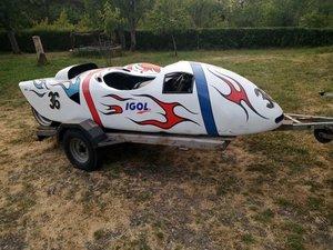 F1 sidecar 1000cc