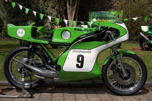 Picture of Lot 220 - 1972/3 Kawasaki H2R - 27/08/20 SOLD by Auction