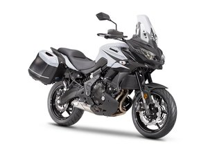 New 2020 Kawasaki Versys 650 Tourer White £600 PAID & 0% APR For Sale