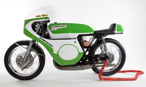 Picture of Lot 230 - 1966 Kawasaki A1R 250 - 27/08/2020 SOLD by Auction