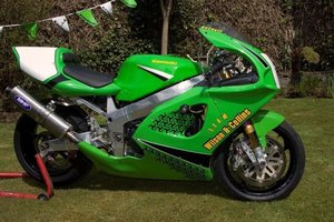 Picture of Lot 250 - 1996 Kawasaki ZX7RR 750 - 27/08/2020 SOLD by Auction