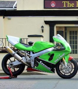 Picture of Lot 278 - 1997 Kawasaki ZX7RR - 27/08/2020 SOLD by Auction