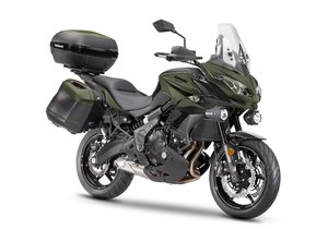 New 2020 Kawasaki Versys 650 Grand Tourer *£650 PAID*