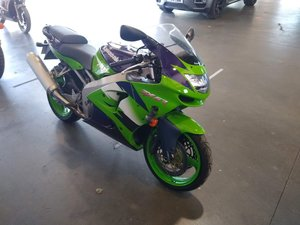 Picture of 1998 Kawasaki ZX-6R for auction 29th - 30th Oct For Sale by Auction