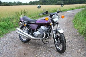 Kawasaki H2-C 750 - Purple