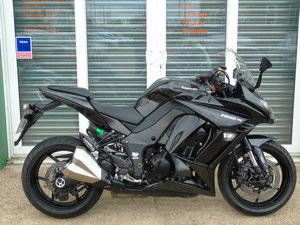 Picture of Kawasaki ZX 1000 SX 2016 Full Service History UK Delivery For Sale