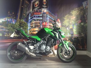 Picture of 2017 Kawasaki Z900 BHF ABS For Sale