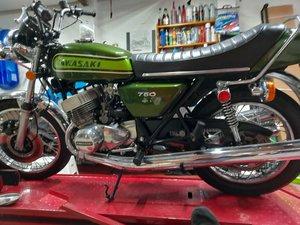 Kawasaki 750 h2b