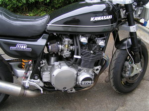 Absolutely stunning Kawasaki Z1170
