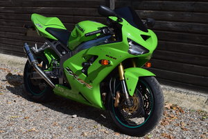 Picture of Kawasaki ZX-6R 636 B1H, 2004 04 Reg SOLD