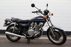 1977 Kawasaki Z1000 A1 - An Excellent Example !