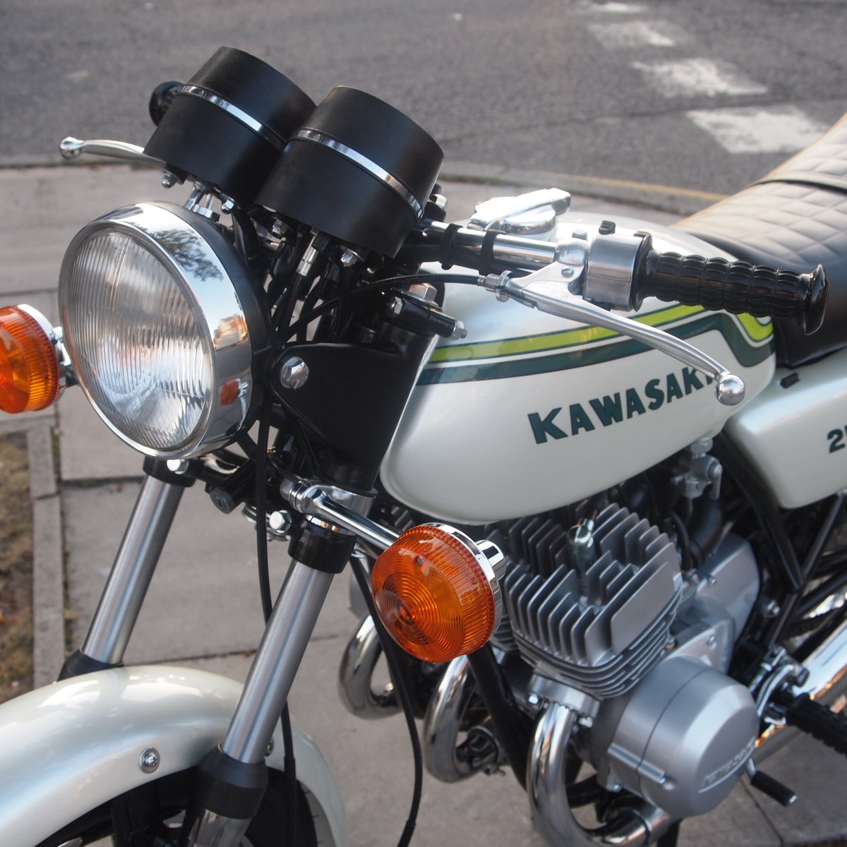 1972 Kawasaki S1 250 Triple, RESERVED FOR STEPHEN. SOLD (picture 6 of 6)