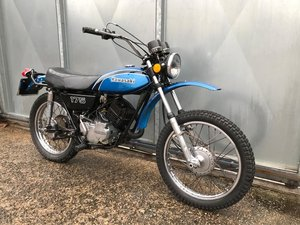 1974 KAWASAKI KE 175 VERY RARE CLASSIC TRIAL TRAIL BIKE £3295 ONO