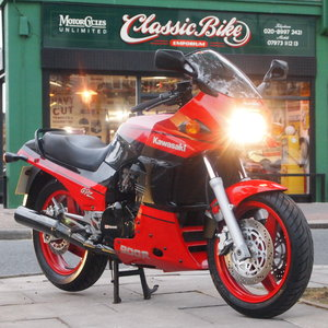 Picture of 1996 GPZ900R A8 Model, RESERVED FOR TREVOR. SOLD