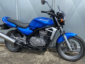 Picture of 2001 KAWASAKI ER 500 RARE MINTER SOON TO BE CLASSIC £2195 OFFERS  For Sale