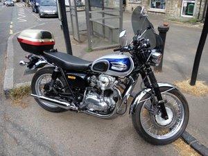 Classic Kawasaki W650 EJ650-A1 W Reg