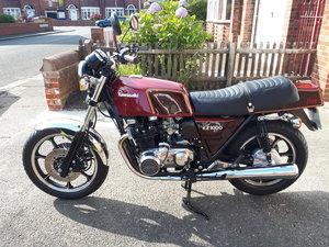 1979 Kawasaki KZ1000ST E1