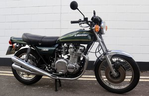 Picture of 1975 Kawasaki Z900 - Near Mint Condition - Restored 1273 Mil For Sale