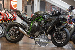 Picture of 2016 Kawasaki Ninja H2R 300BHP Supercharged Beast For Sale