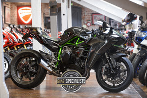 Picture of 2015 Kawasaki Ninja H2 Carbon with BST Carbon Wheels For Sale