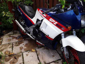 Gpz600 Project