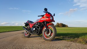 Kawasaki GPZ750 A-2 in great all round condition.