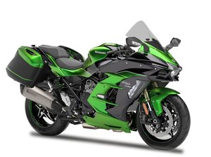 Picture of 2019 New Kawasaki Ninja H2 SX SE Perf Tourer*GREEN*£1,300 PAID* For Sale