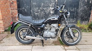 Picture of 1981 Kawasaki KZ440 Ltd 440cc.