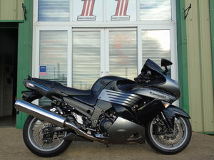Picture of Kawasaki ZZR1400 2011 Only 1 Owner From New Service History