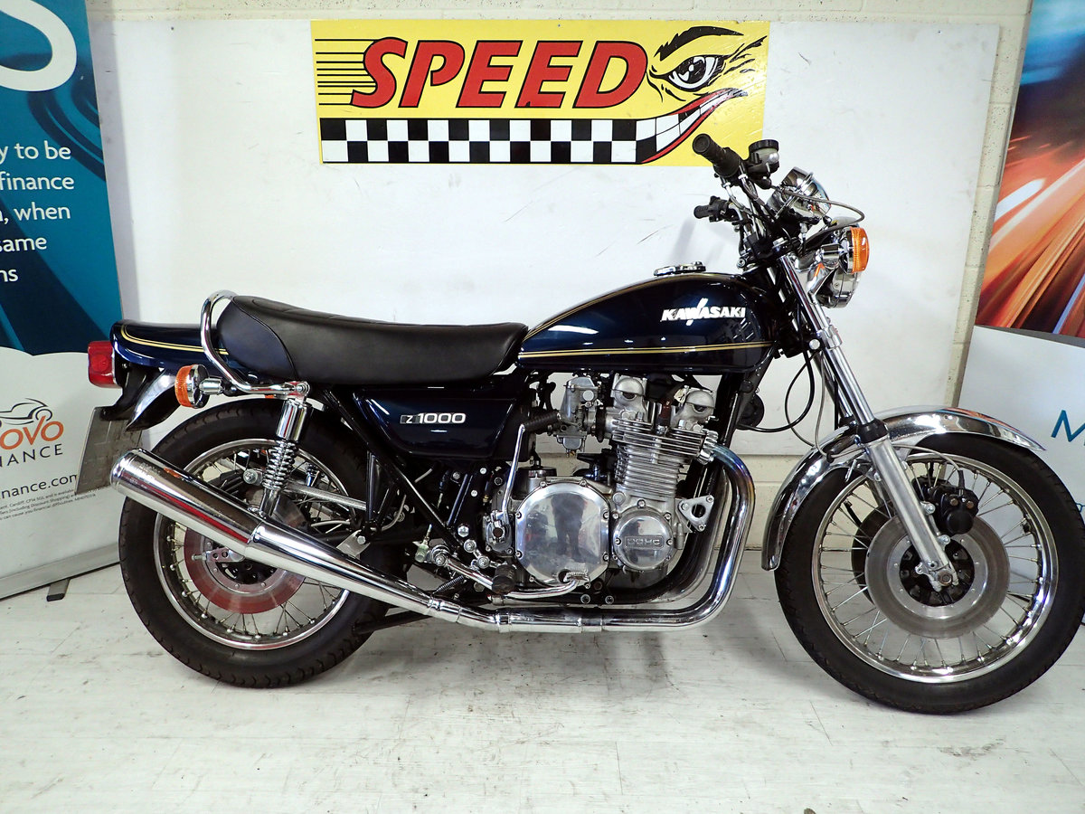 1977 Kawasaki z1000a1 For Sale (picture 1 of 6)