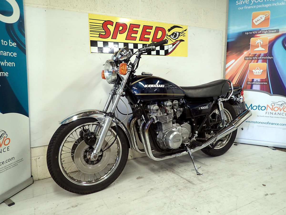 1977 Kawasaki z1000a1 For Sale (picture 3 of 6)