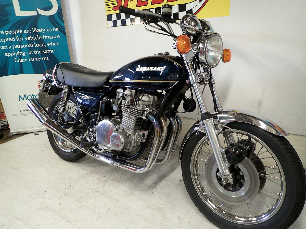 1977 Kawasaki z1000a1 For Sale (picture 6 of 6)